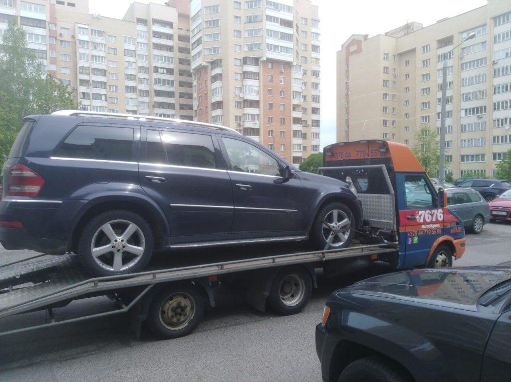 Эвакуатор в Минске